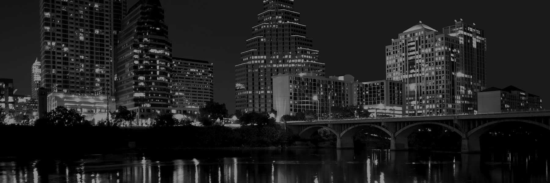 Austin, TX Skyline - The Kadirhan Law Firm